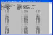 Dialogansicht: ASCII-Datei